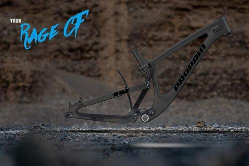 PROPAIN Rage CF 29er - Frame Set (2019) Downhill