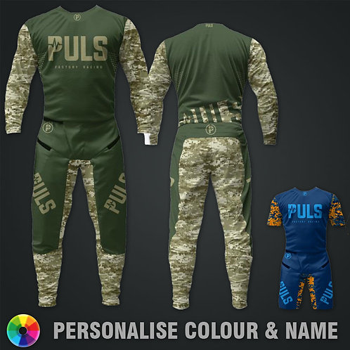 PULS Wear - PIXEL Series