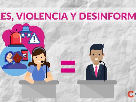 MUJERES, VIOLENCIA Y DESINFORMACIÓN