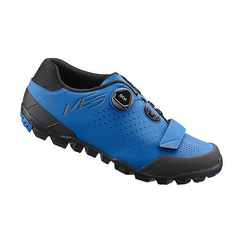 Sapatos de BTT SHIMANO ME5 Azul 2020