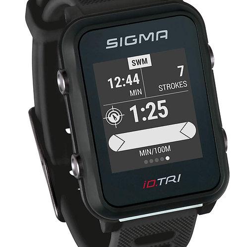 Relógio GPS SIGMA ID TRI BASIC
