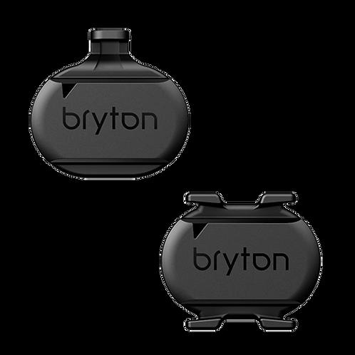 Sensor Bryton Dual - Velocidade e Cadência