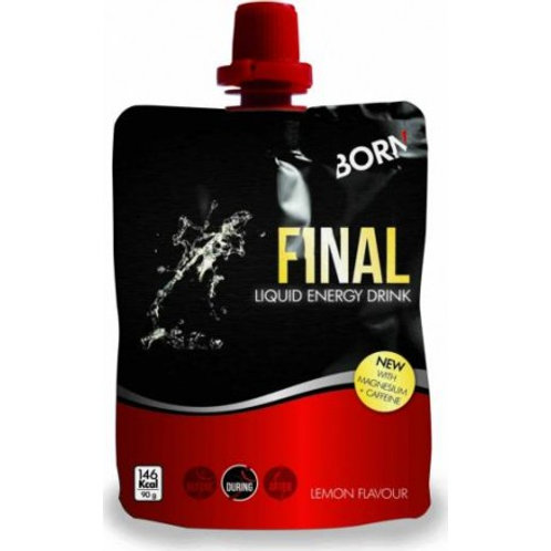 Gel Energético Final Born
