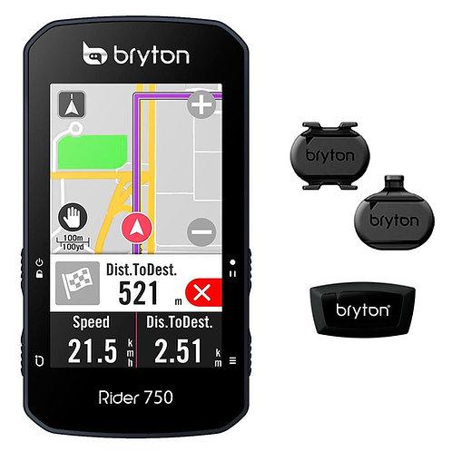 Bryton Rider 750T