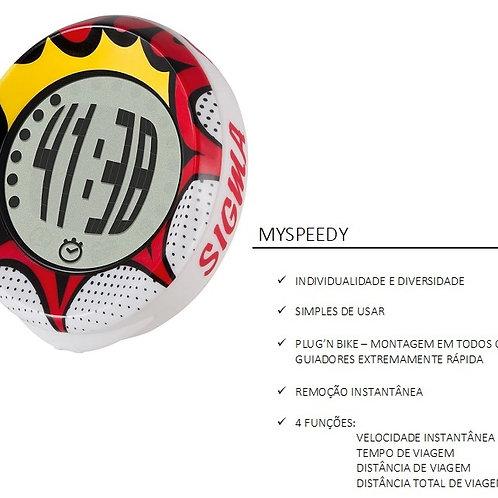 Sigma MySpeedy Wireless