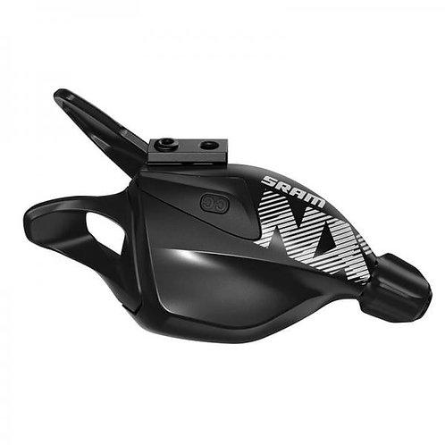 Manípulo de Velocidades Direito SRAM EAGLE NX 12V Trigger Preto