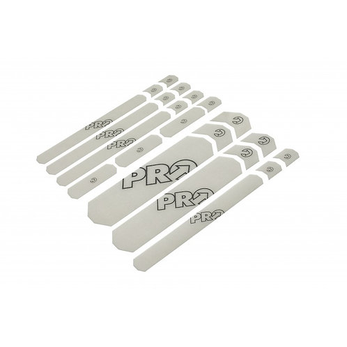 Kit PRO protetores de quadro transparente