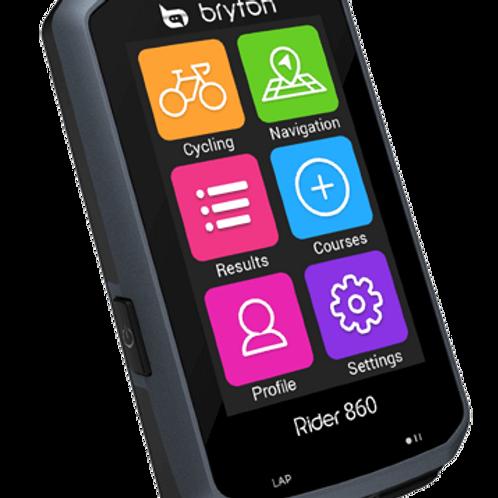 Bryton Rider 860E