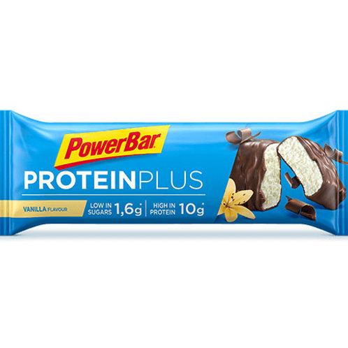 PowerBar Protein Plus Barras de Baixo Açúcar 35g x 30
