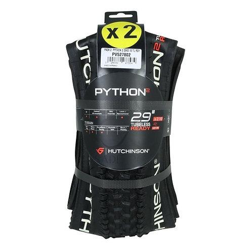 Pack 2 Pneus Hutchinson Python 2 29x2.10