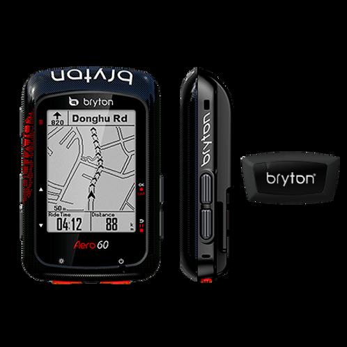 Bryton Rider Aero 60H