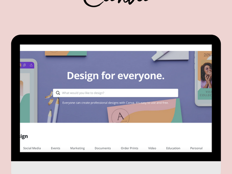 Create Your Next Design with Canva