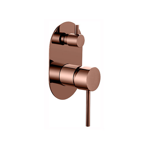 Ideal Wall Mixer With Diverter - RG