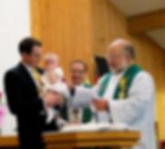 Baptism a Messiah Luthean Church
