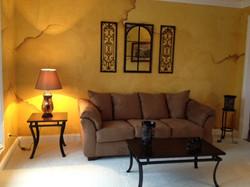 livingroom faux