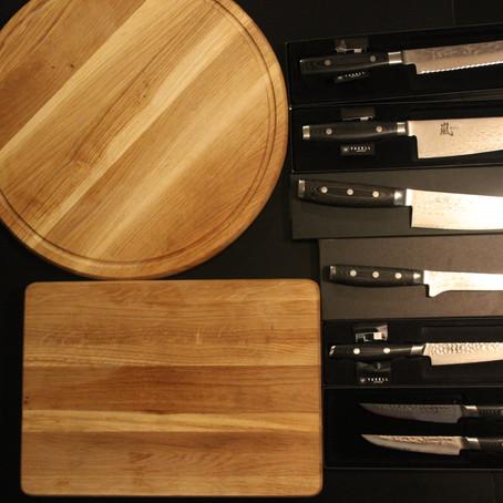 Knivskarpe valg til dit køkken
