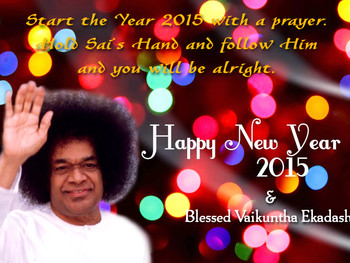 We wish you all a very holy, successful and prosperous New Year 2015!