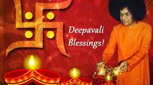 Deepavali 2014 - Prasanthi Nilayam