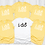 Thumbnail: I Do Crew Bridal Party Matching Shirts