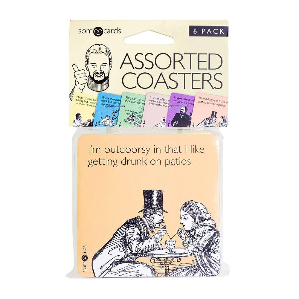 These Someecards are a sarcastic and funny white elephant gifts