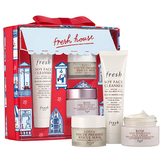 These Fresh Darlings Gift Sets are low-cost secret santa ideas
