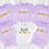 Thumbnail: Bride Squad Bridal Party Matching Shirts