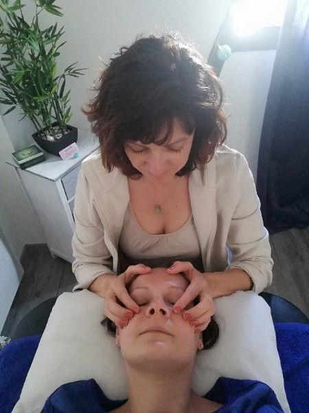 1 séance - Lifting facial énergétique