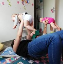Yoga parents-bébé - Poiré sur Vie - Vendée