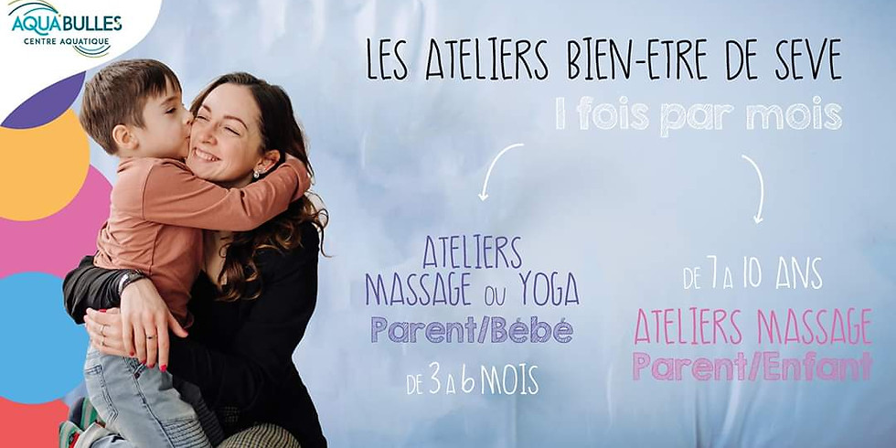 Massage parents bébé