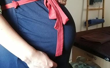Massage femme enceinte - le Poiré sur Vi