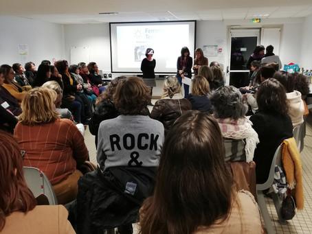 1ière : LES FEMMES DES TERRITOIRES SUR CHALLANS