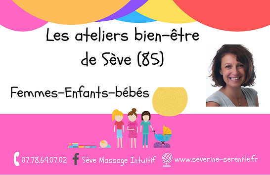 Atelier enfants_bébés _ - Massage parent