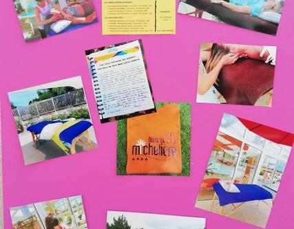 Été 2019 sur le Domaine de la Michelière massage adultes