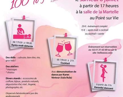 Evenement spécial 100% Féminin - Poiré-sur-vie