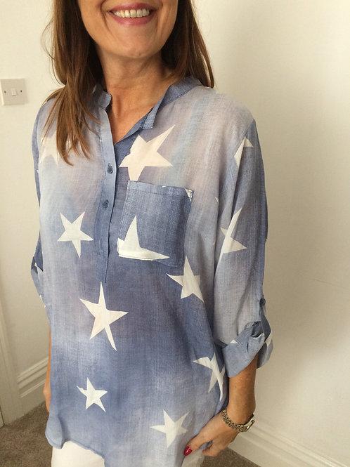 One size tunic shirt