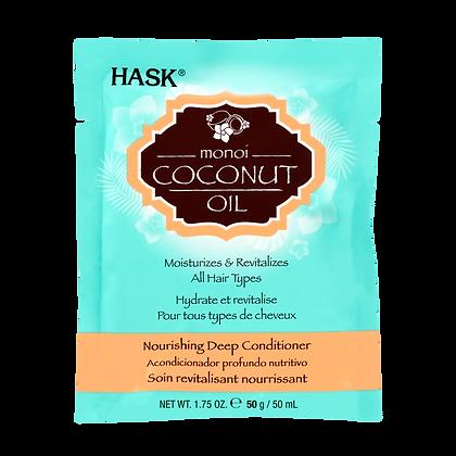 Hask Monoi Coconut Oil Nourishing Deep Conditioner 1.75oz
