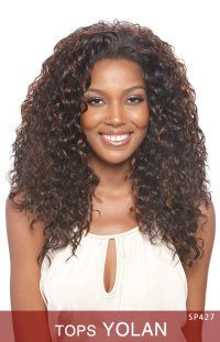 Vanessa Lace Wig Tops YOLAN Synthetic