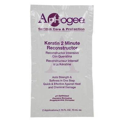 ApHogee Keratin 2 Minute Reconstructor 0.7oz
