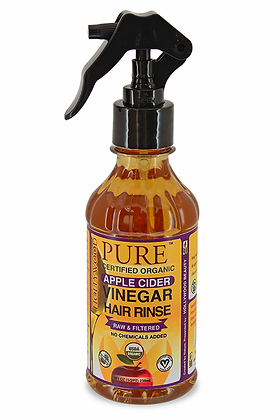 Hollywood Apple Cider Vinegar Hair Rinse 8oz