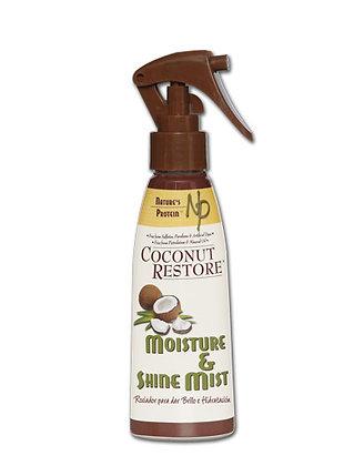 Nature's Protein Coconut Restore Moisture & Shine Mist 4oz