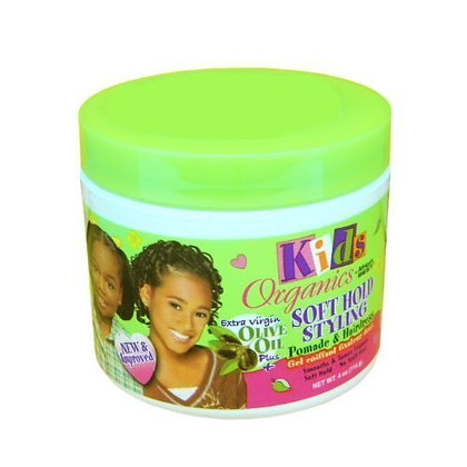 Kids Original Soft Hold Styling Pomade & Hairdress 4oz