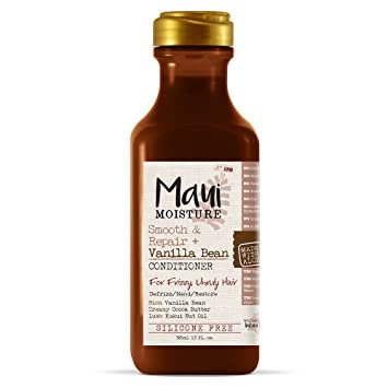 Maui Moisture Smooth & Repair + Vanilla Bean Conditioner 13oz