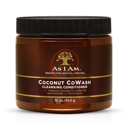 As I Am Coconut CoWash Cleansing Conditioner 16oz