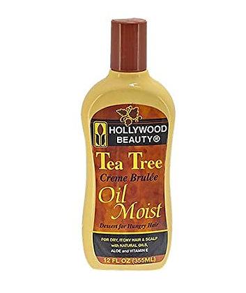 Hollywood Beauty Tea Tree Oil Moist 12oz