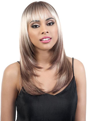 Motown Tress PATCHY Synthetic Regular Wig