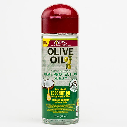 ORS Silken & Shine Heat Protection Serum 6oz