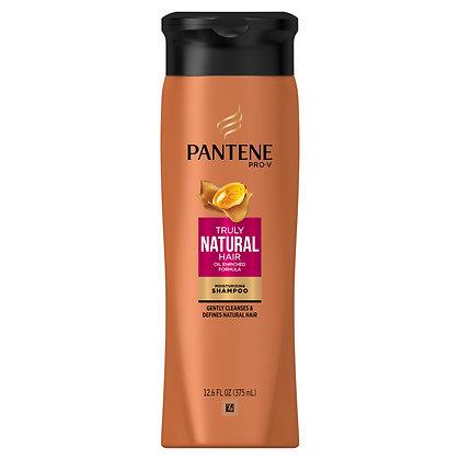 Pantene Pro-V Truly Natural Hair Moisturizing Shampoo 12.6oz