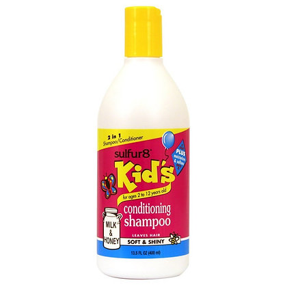 Sulfur8 Conditioning Shampoo For Kid 13.5oz