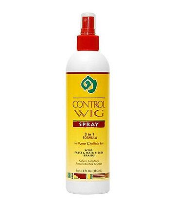 African Essence Control Wig Spray 3 in 1 Formula 4oz
