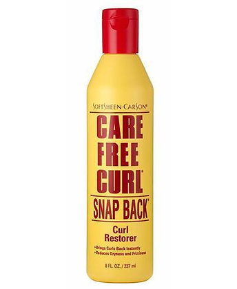 SoftSheen Carson Snap Back Curl Restorer 8oz